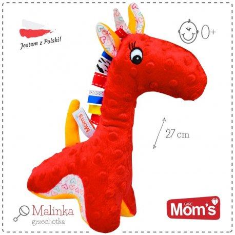 Hencz 946 Malinka - Grzechotka Żyrafa