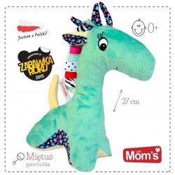 Hencz 946 Miętuś - Grzechotka Żyrafa