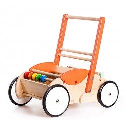 Bajo 73130 - Drewniany Chodzik Pchacz dla Dziecka