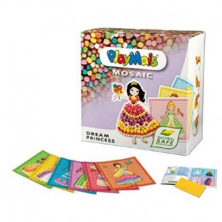 PlayMais - Ekologiczna Mozaika Księżniczki