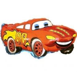 """Balon Sportowy samochód 60 cm (24"""") - balon foliowy na hel"""