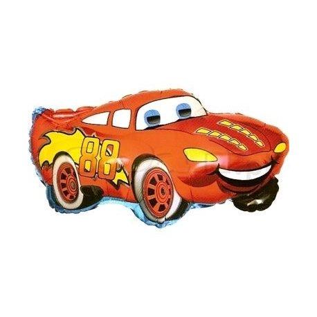 """Balon Sportowy samochód 24"""" - napełniony helem"""