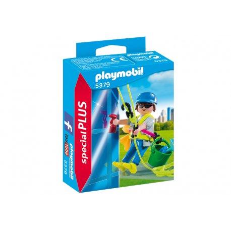 Playmobil 5379 - Czyściciel elewacji