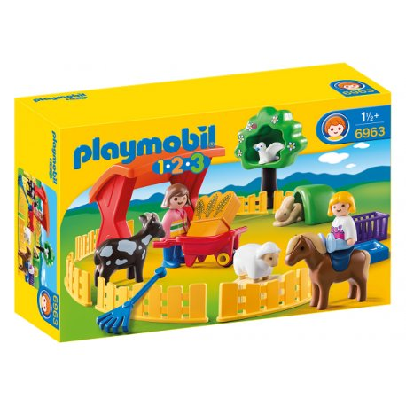 Playmobil 6963 - Małe ZOO