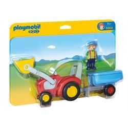 Playmobil 6964 - Traktor z przyczepą
