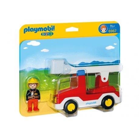 Playmobil 6967 - Wóz strażacki z drabiną