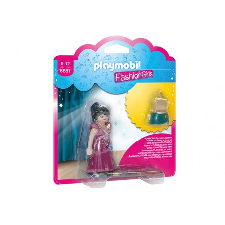 Playmobil 6881 - Fashion girls - Party
