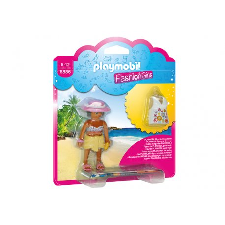 Playmobil 6886 - Fashion girls - Plaża