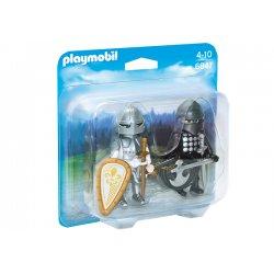 Playmobil 6847 - Duo Pack Pojedynek Rycerzy