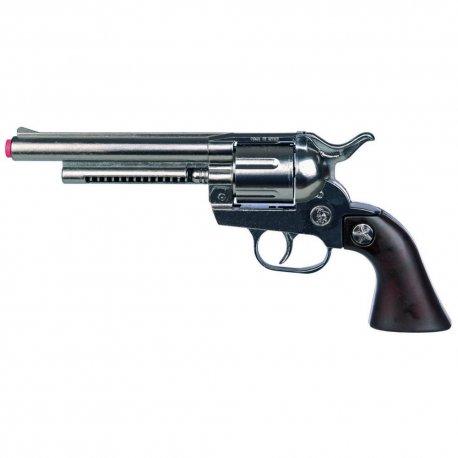GONHER 121/0 COWBOY Metalowy Rewolwer na 12 strzałów