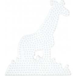 Hama 292 - podkładka żyrafa - koraliki midi