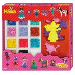 Hama 3063 - Giant Gif Box - Świat księżniczek i wróżek