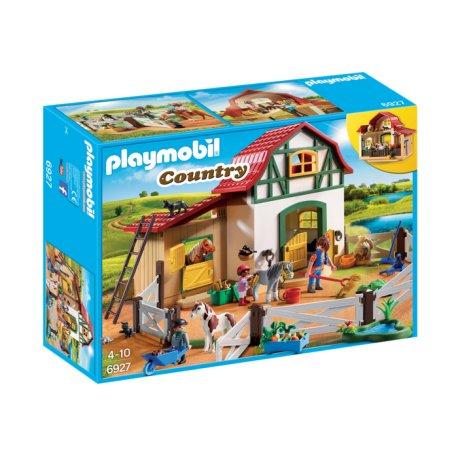 Playmobil 6927 - Stadnina kucyków