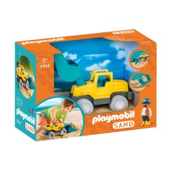 Playmobil 9145 - Koparka do piasku