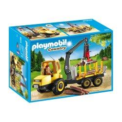 Playmobil 6813 - Dźwig do transportu drewna