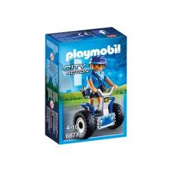 Playmobil 6877 - Policjantka na Balance-Racer