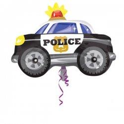 """Balon foliowy 18"""" Radiowóz policyjny"""