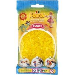 Hama 207-14 - Kolor żółty transparentny - 1000szt