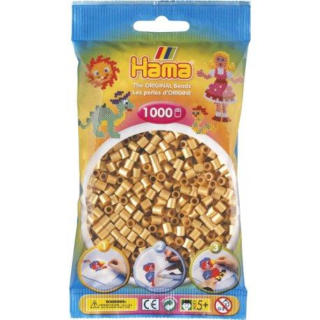 Hama 207-61 - Kolor złoty - 1000szt