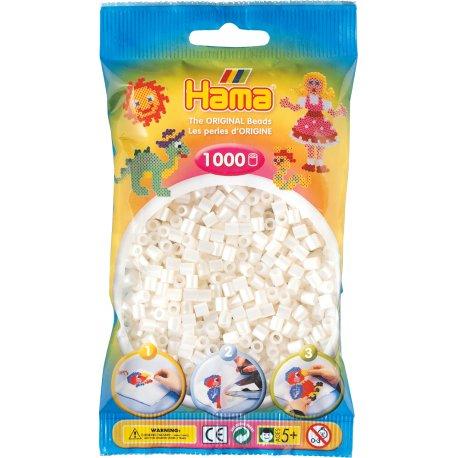 Hama 207-64 - Kolor perłowy - 1000 szt midi