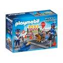 Playmobil 6924 - Blokada Policyjna z Akcesoriami