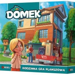 Gra Domek - Wydawnictwo Rebel