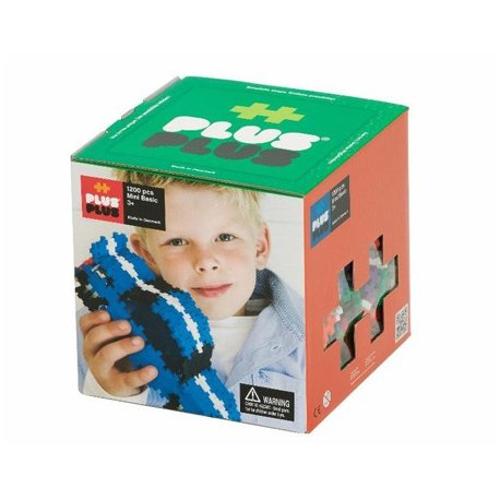 Mini Plus Plus Klocki Basic 1200