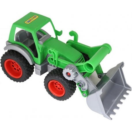 Polesie 8848 Traktor - ładowarka - Wader Quality Toys