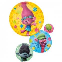 """Balon foliowy 28"""" Bohaterowie z bajki Trolle"""