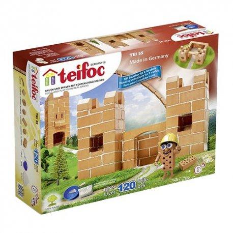 Teifoc 55 - Mały zamek 2 plany