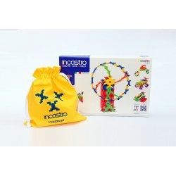 Klocki plastikowe Incastro Color Maxi 100 szt
