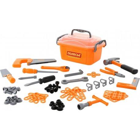 Zestaw narzędzi Nr15 - 57 elem. - dla dzieci