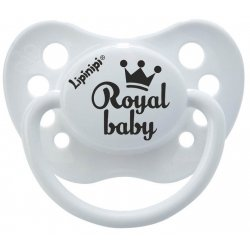 Smoczek Lipinipi - Royal baby