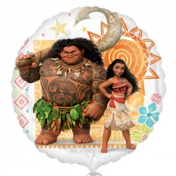 Balon Vaiana i Vaiana z Maui