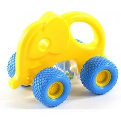 Polesie 38210 - Baby gripcar - Słoniątko - Wader Quality Toys