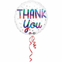 """Balon foliowy 17"""" Dziękuje"""