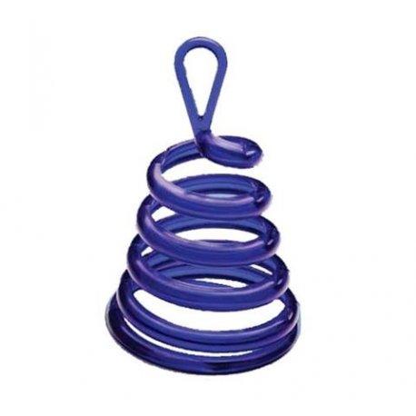 Ciężarek do balonów - Sprężyna, fioletowa