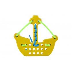 Lupo Toys 5560 - Przeszywanka Statek Piracki