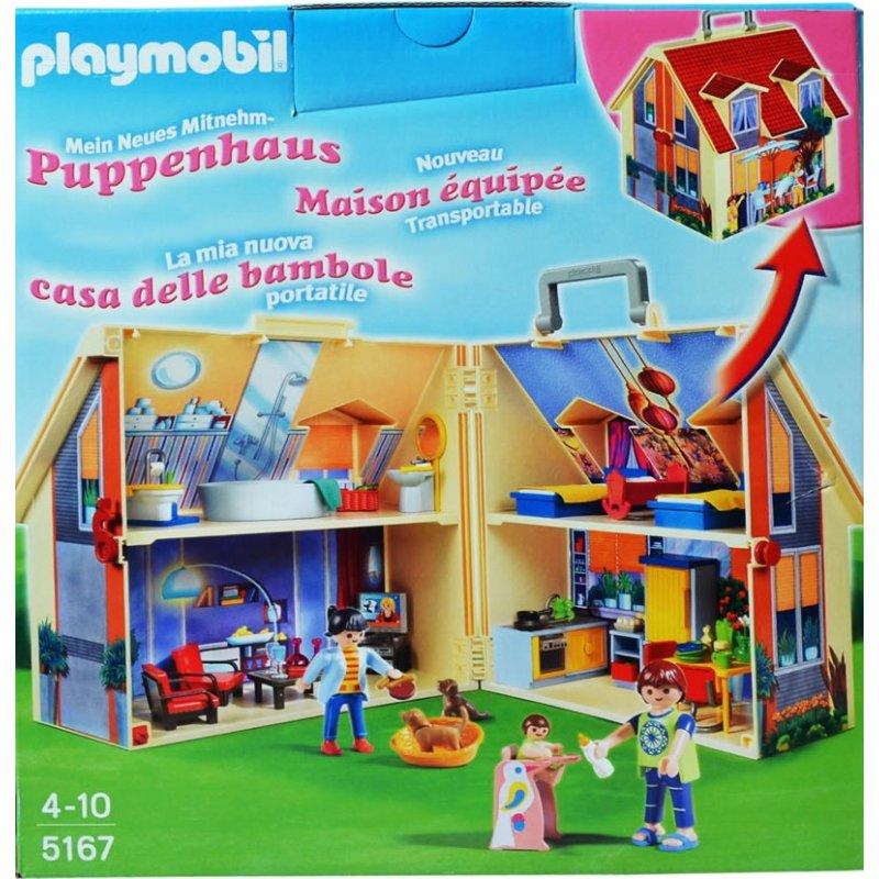 Playmobil Domek dla lalek - 5167