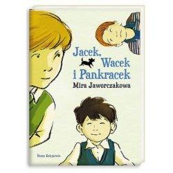 Książka Jacek, Wacek i Pankracek - Wydawnictwo Nasza Księgarnia