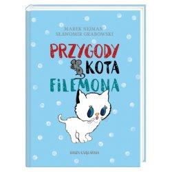 Książka Przygody kota Filemona - Wydawnictwo Nasza Księgarnia