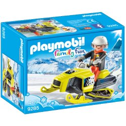 Playmobil 9285 Skuter Śnieżny