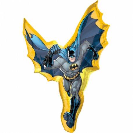 Batman w Akcji - Balon Foliowy XL 69 cm x 99 cm