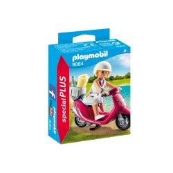 Playmobil 9084 - Plażowiczka na skuterze