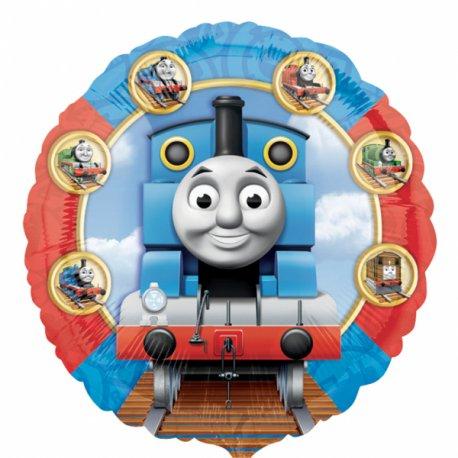 Tomek i Przyjaciele - Pociąg - Balon Foliowy 45 cm