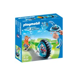 Playmobil 9204 - Speed Roller Blue