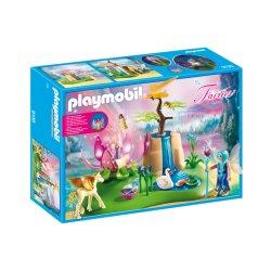 Playmobil 9135 - Świecący kwiat dzieci wróżek