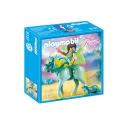 Playmobil 9137 - Wróżka wodna z koniem Aquarius