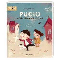 Książka Pucio mówi pierwsze słowa - Wydawnictwo Nasza Księgarnia