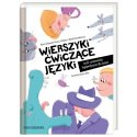 Książka Wierszyki ćwiczące języki, czyli rymowanki logopedyczne dla dzieci - Wydawnictwo Nasza Księgarnia
